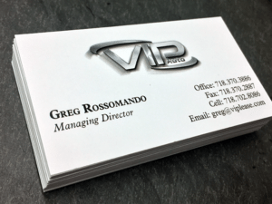 rush business cards