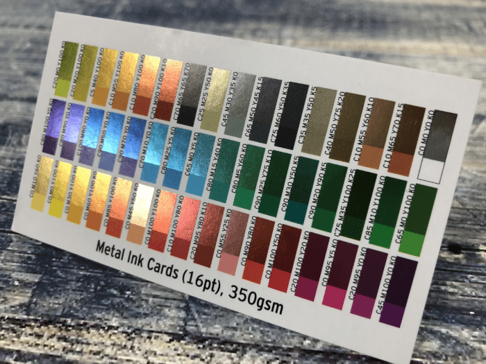 Metal Ink Cards_Image 2