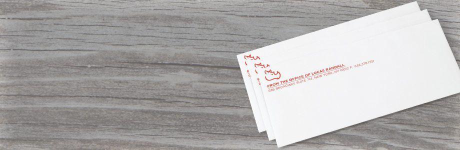 Nyc envelope printing custom printed envelopes print mor reheart Gallery
