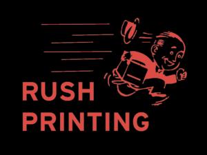 Rush Printing